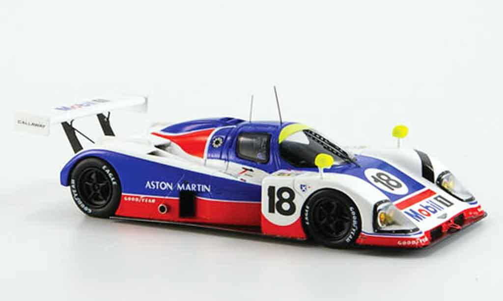 Aston Martin AMR1 1/43 Spark no.18elfter le mans 1989 miniature