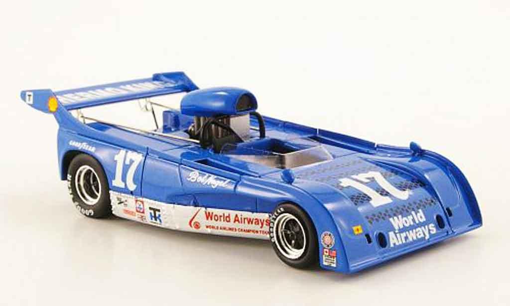 Lola T260 1/43 Spark No.17 Mosport 1973 miniature