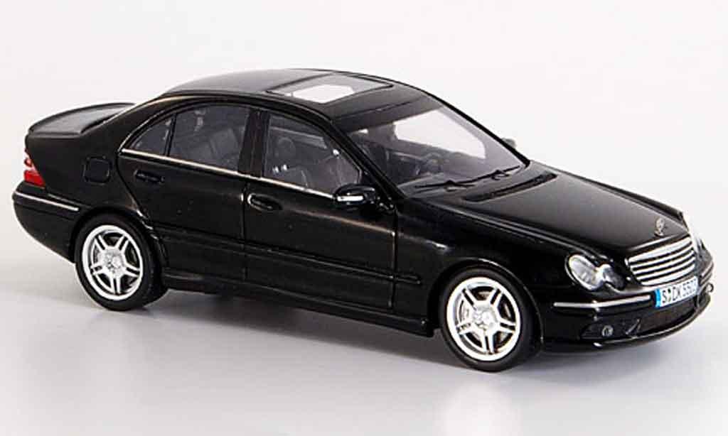 Mercedes Classe C 1/43 Spark C 55 AMG 2005 diecast model cars