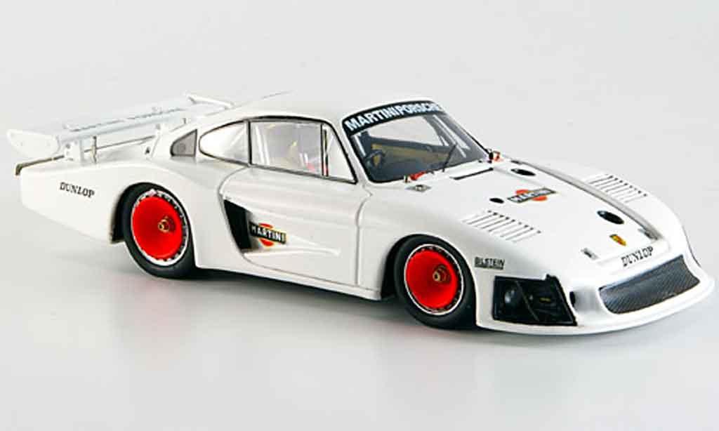 Porsche 935 1/43 Spark Moby Dick Test Paul Ricard miniature