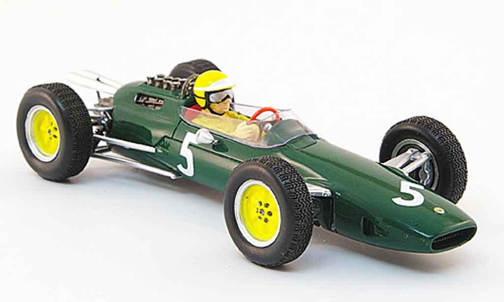 Lotus 25 1/43 Spark no.5 t.taylor gp england 1963 miniature