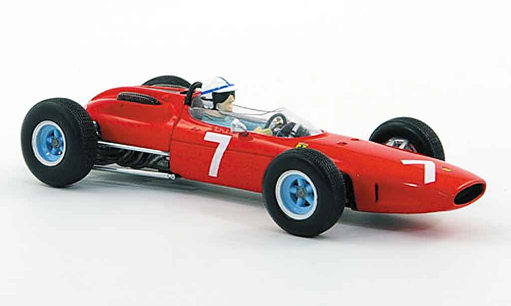 Ferrari 158 1964 1/43 Red Line no.7 sieger gp deutschland john surtees miniature