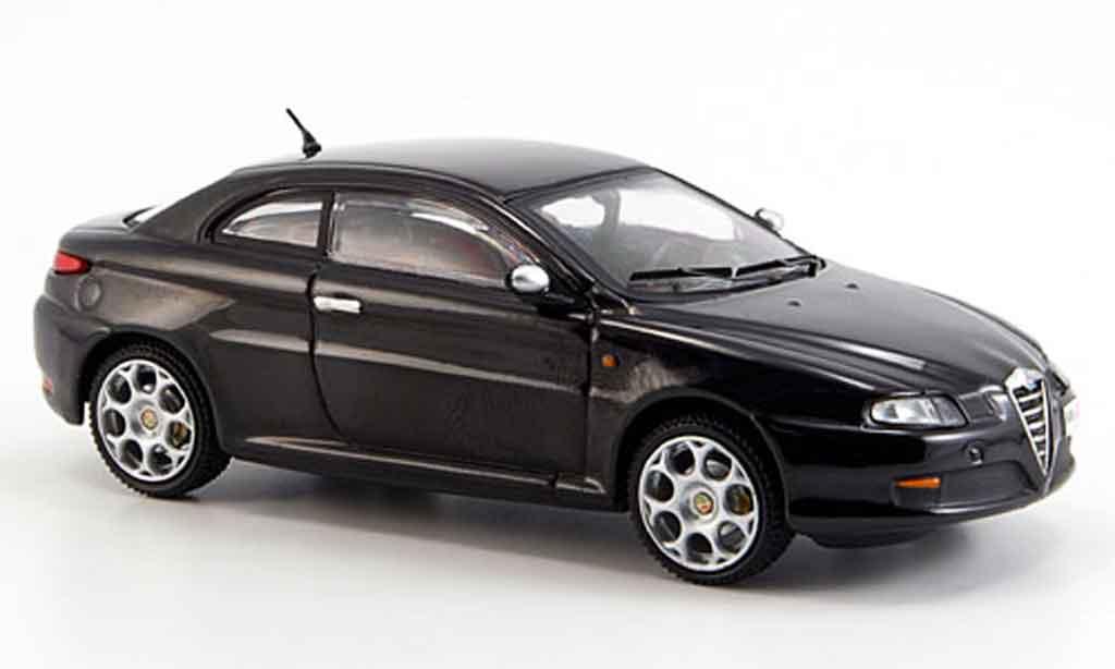 Alfa Romeo GT 1900 1/43 M4 jtd black 2007 diecast