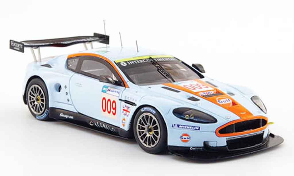Aston Martin DBR9 1/43 Spark amr no.009 sieger le mans 2008 gt1 diecast