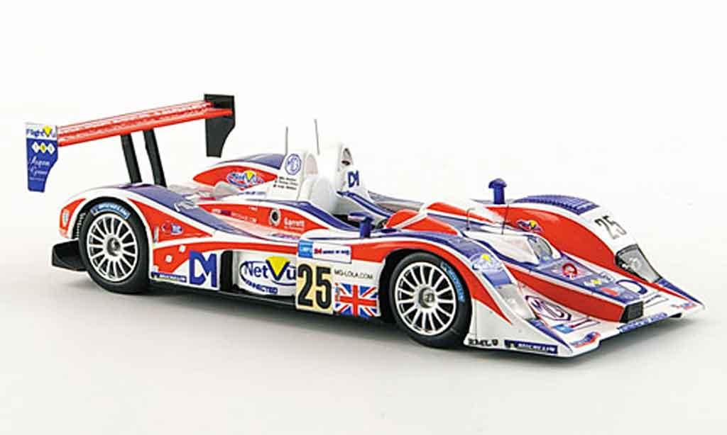 Lola EX 1/43 Spark MG 265 AER RML No. 25 Le Mans 2008 miniature
