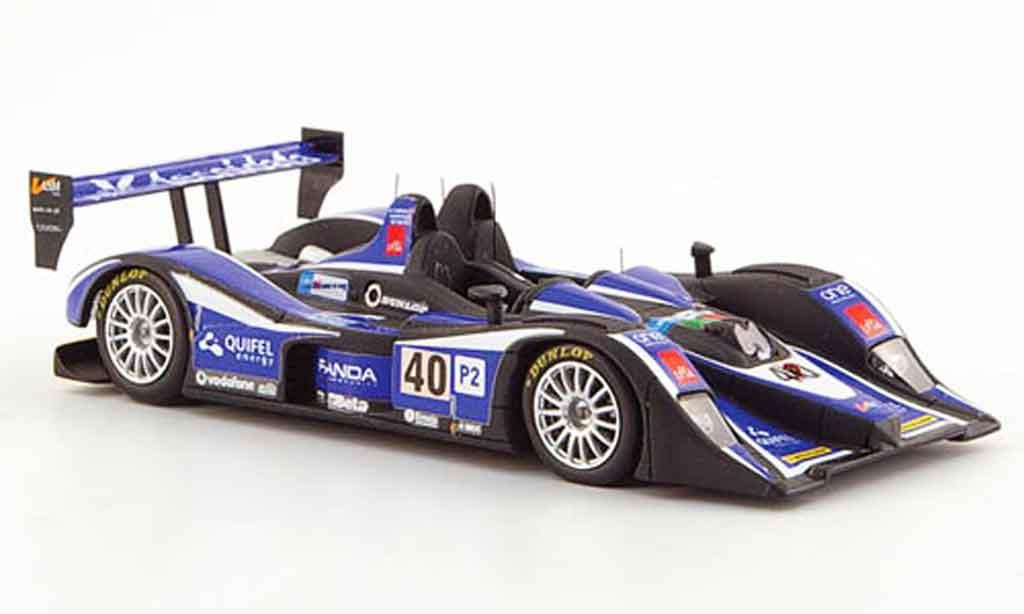 Lola B05 1/43 Spark 40 No.40 AER Quifel ASM Team Le Mans 2008 miniature