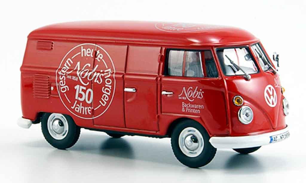 Volkswagen Combi 1/43 Minichamps t 1 nobis kastenwagen miniature