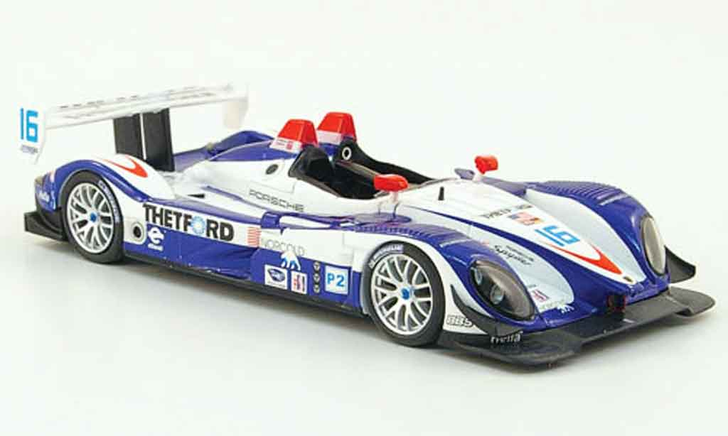 Porsche RS Spyder 1/43 Minichamps No.16 Dyson Racing ALMS 12h Sebring 2008 diecast model cars