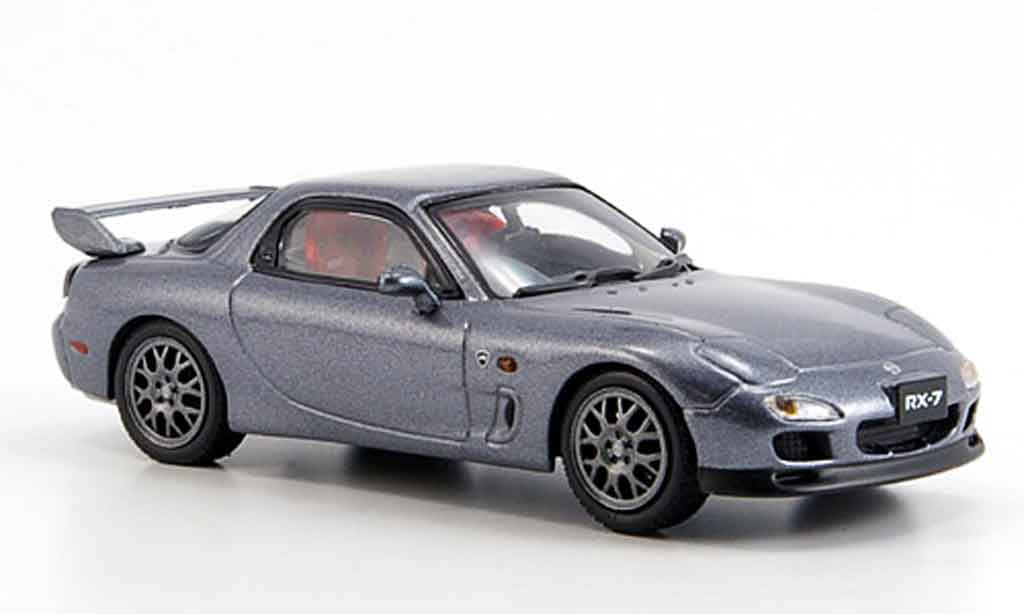 mazda rx7 1997 esprit r grau 1997 kyosho modellauto 1 43. Black Bedroom Furniture Sets. Home Design Ideas