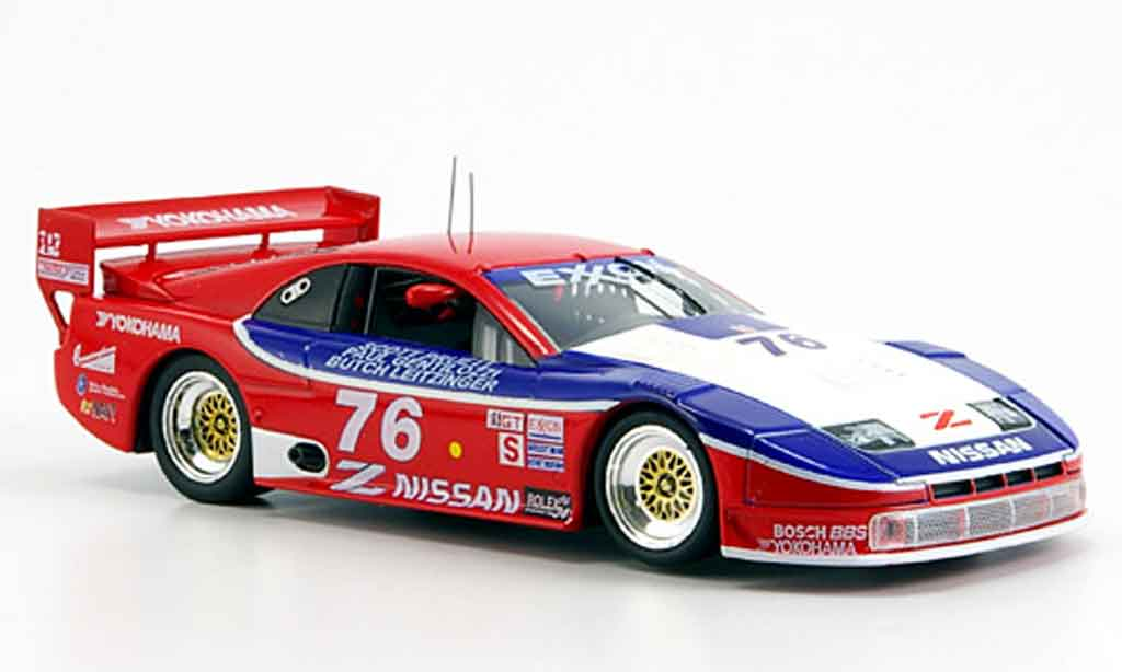 Nissan 350Z 1/43 Kyosho JGTC 300 ZX No.76 Twin Turbo Daytona 1994 miniature