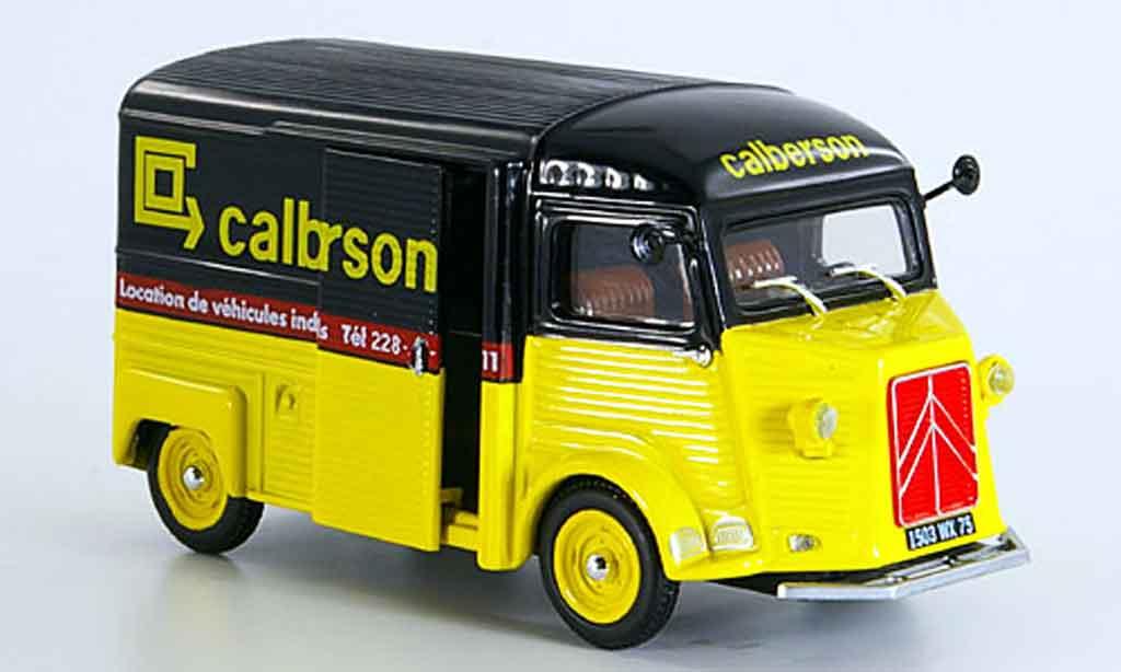 Citroen Type HY 1/43 Norev calberson 1972 miniature