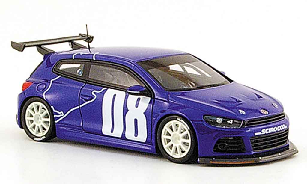 Volkswagen Scirocco 1/43 Provence Moulage scirocco gt 24 wortherseetreffen 2008 miniature