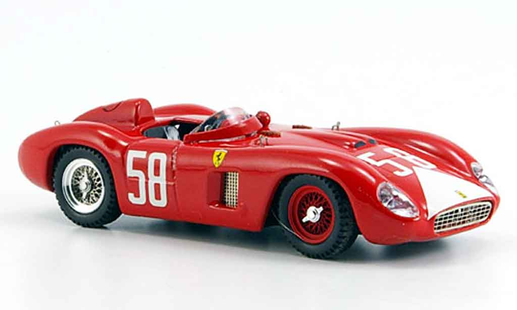 Ferrari 500 TR 1/43 Art Model monza strabba 1956 miniature