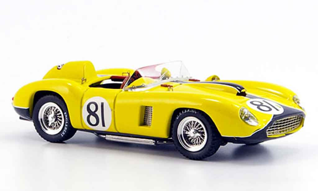 Ferrari 290 1957 1/43 Art Model mm silverstone mair miniature