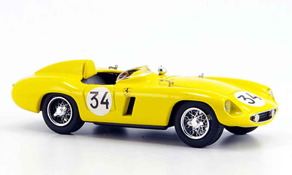 Ferrari 750 1/43 Best monza spa 1955 diecast model cars