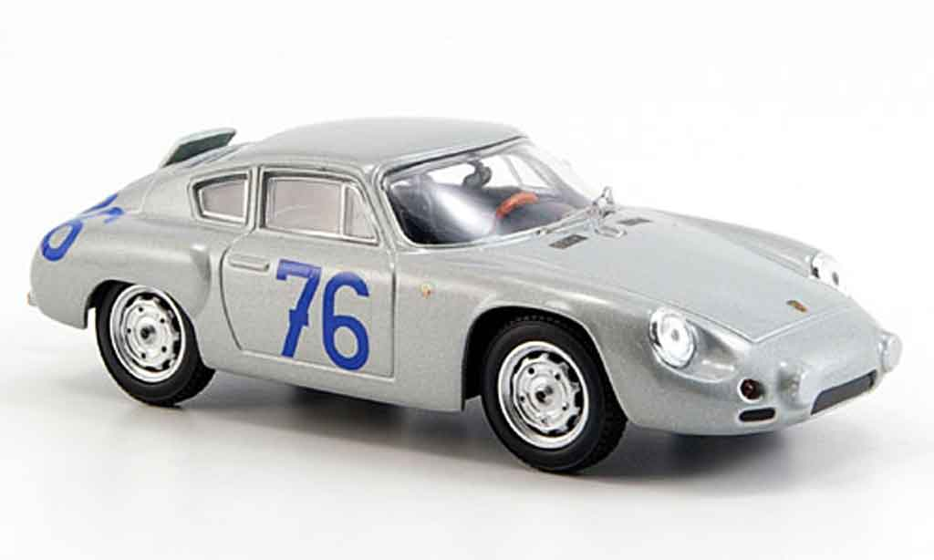 Porsche Abarth 1/43 Best No.76 Targa Florio 1963 diecast model cars