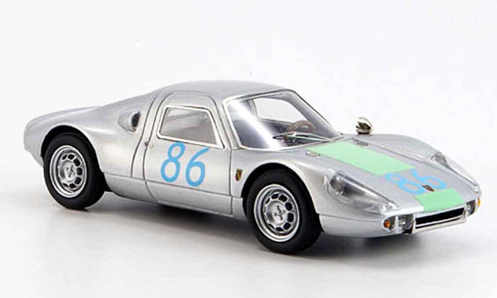 Porsche 904 1965 1/43 Look Smart GTS No.86 Targa Florio miniature