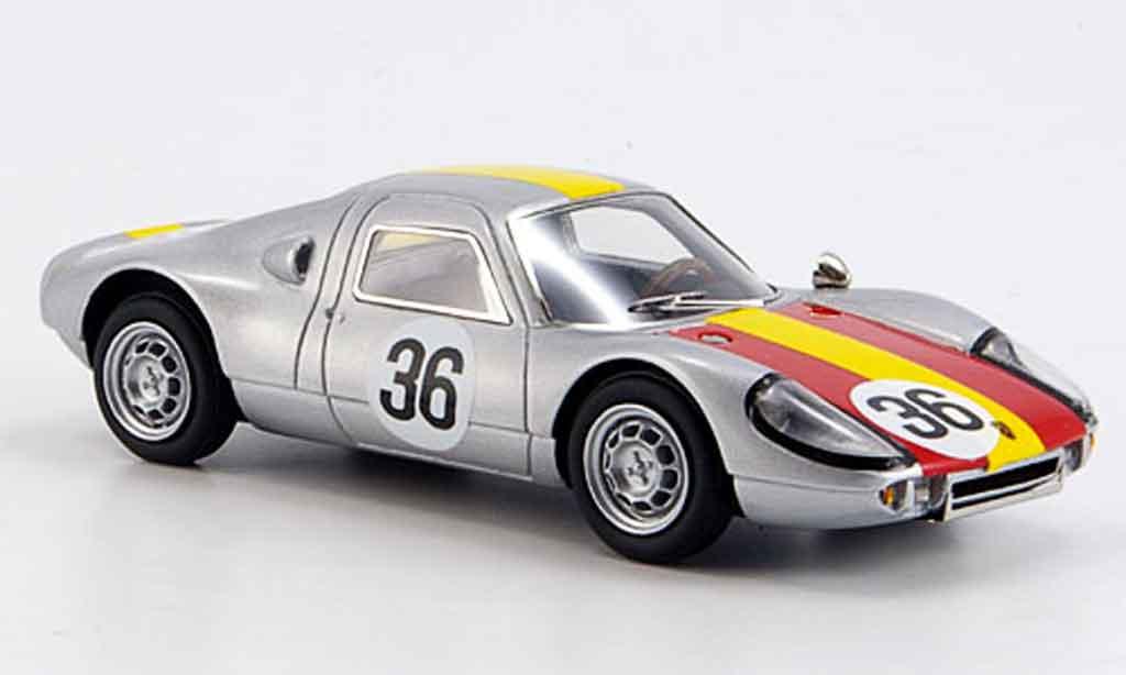 Porsche 904 1965 1/43 Look Smart GTS No.36 Le Mans diecast model cars