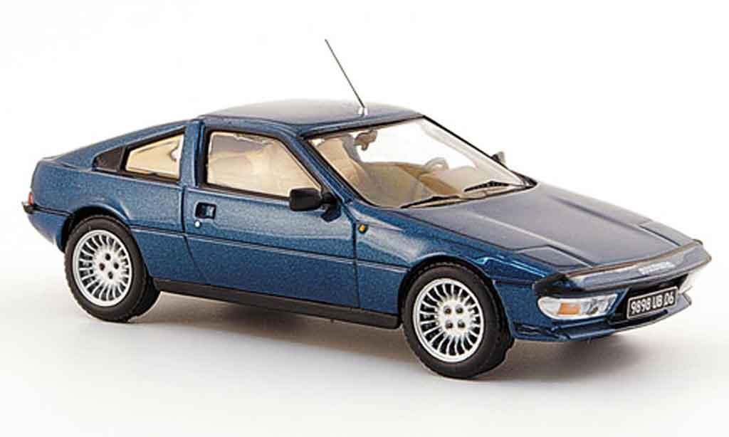 Talbot Murena 1/43 IXO Matra bleu grun 1981 miniature