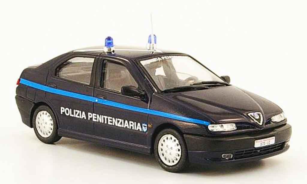 Alfa Romeo 146 1/43 Pego police penitenziaria miniature