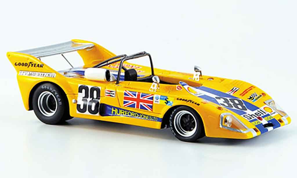 Lola T292 1/43 Bizarre No.38 Le Mans 1975 miniature