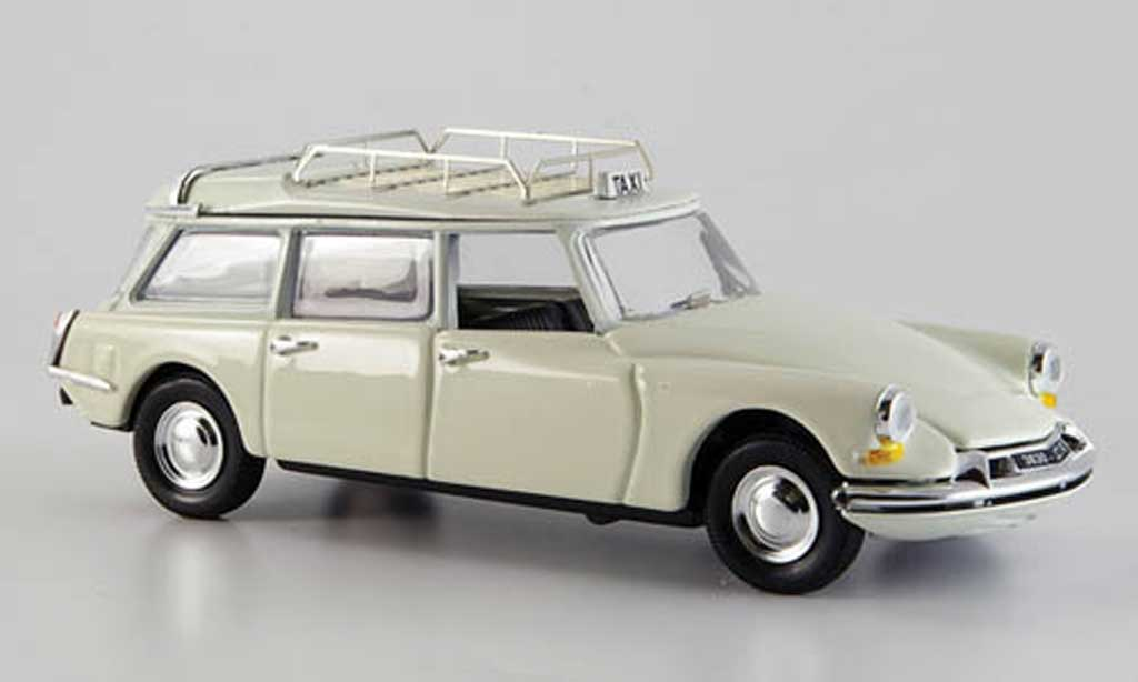 Citroen ID 19 1/43 Rio Break Taxi 1959 diecast model cars