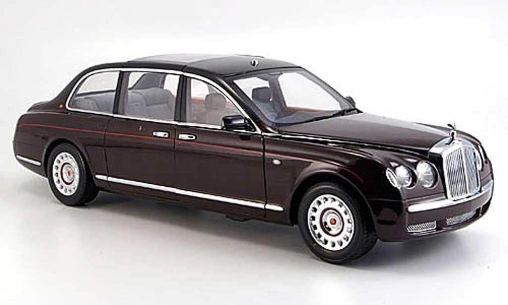 Bentley State 1/18 Minichamps limousine queen elisabeth industrieversion 2002 miniature