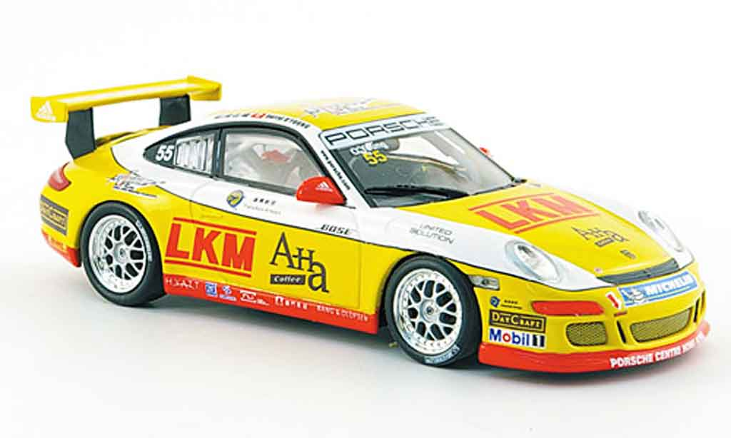 Porsche 997 GT3 CUP 1/43 Minichamps GT3 Cup 2007 O?Young miniature