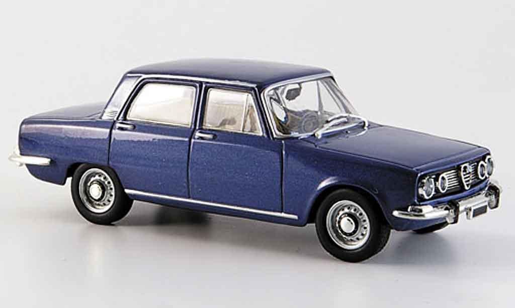 Alfa Romeo 1750 GTV 1/43 Starline bleu 1968 miniature