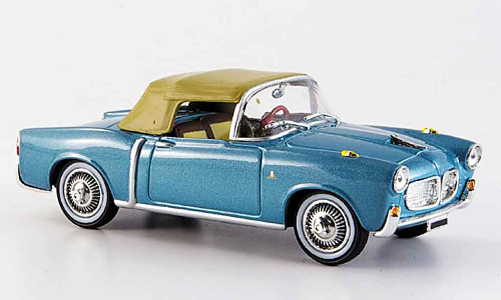 Fiat 1100 1959 1/43 Starline TV bleu miniature