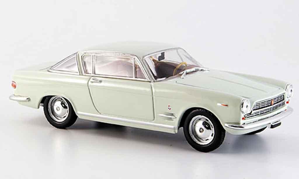 Fiat 2300 1/43 Starline Coupe white 1961 diecast model cars