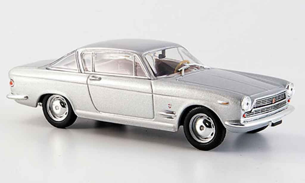Fiat 2300 1/43 Starline Coupe gray 1961