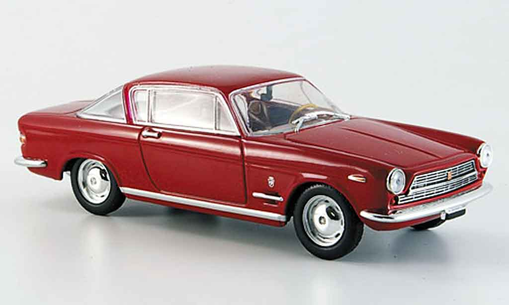 Fiat 2300 1/43 Starline Coupe red 1961 diecast model cars