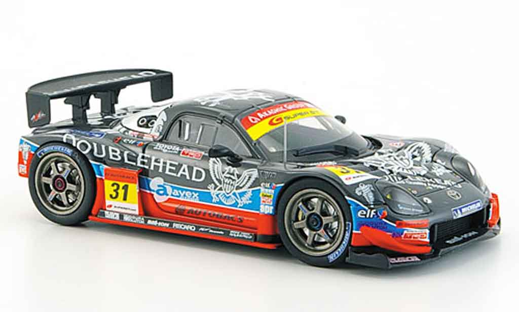 Toyota MR 1/43 Ebbro s no.31 doublehead super gt 2008 miniature