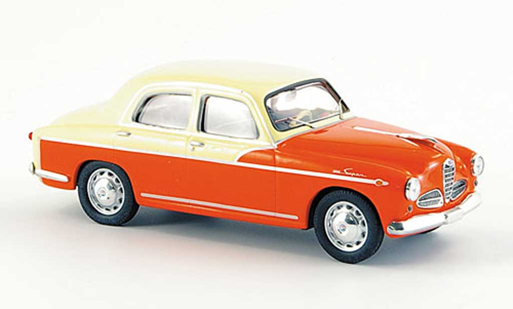 Alfa Romeo 1900 1/43 M4 Berlina Super beige/orange 1956 miniature