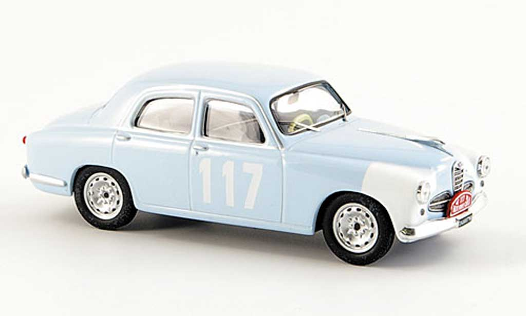 Alfa Romeo 1900 1/43 M4 Berlina TI No.117 Rally Monte Carlo 1953 miniature