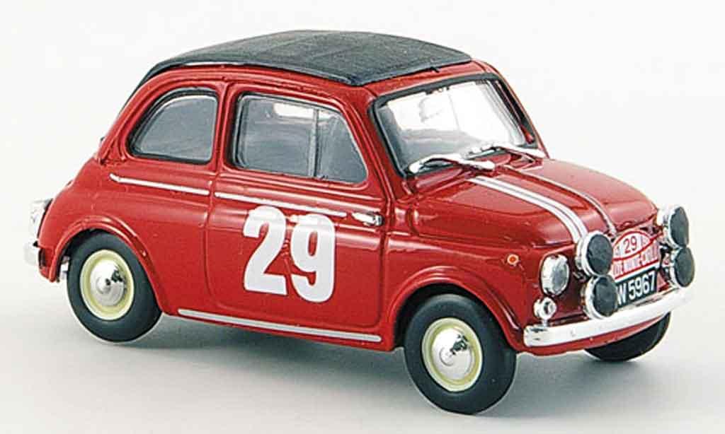 Steyr Puch 650 1/43 Brumm TR No.29 Zasada Oinsky Rally Montecarlo 1965 miniature