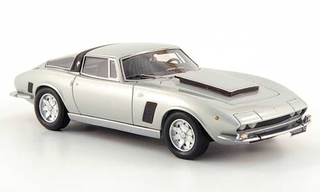 ISO Grifo 1/43 Neo 7-Litri (IR8) grise 1972 miniature