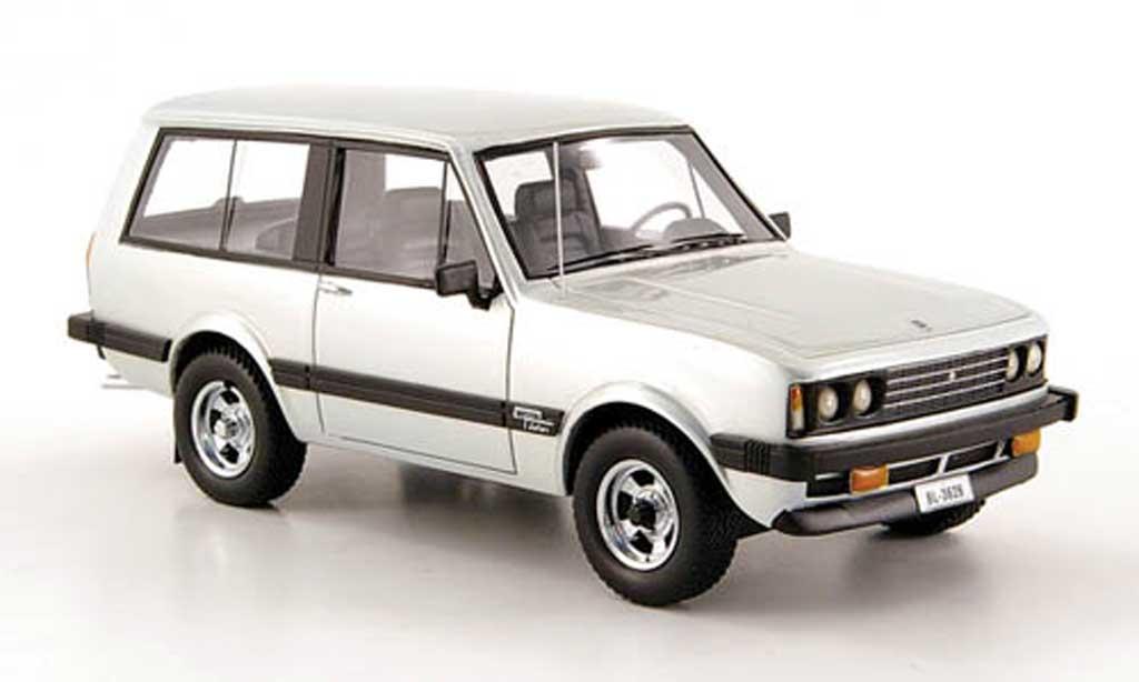 Monteverdi Safari 1/43 Neo 5.7 V8 grise 1976 miniature