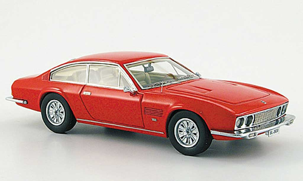 Monteverdi 375 L 1/43 Neo L rouge 1969 miniature
