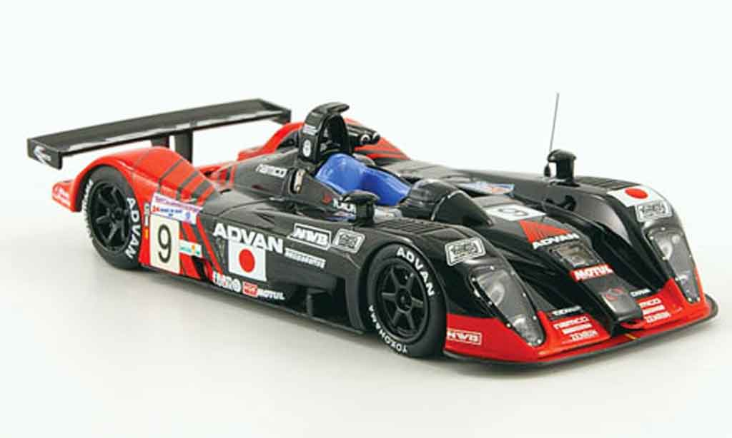 Dome S101 2003 1/43 IXO No.9 Kondo Racing 24h Le Mans miniature
