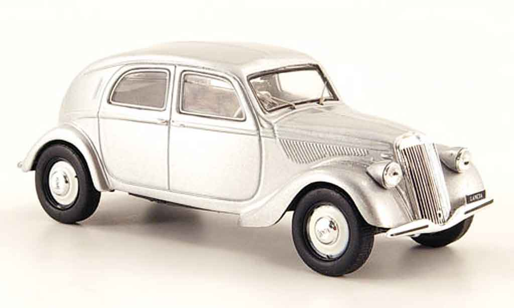 Lancia Ardennes 1/43 Norev grise metallisee 1936 miniature