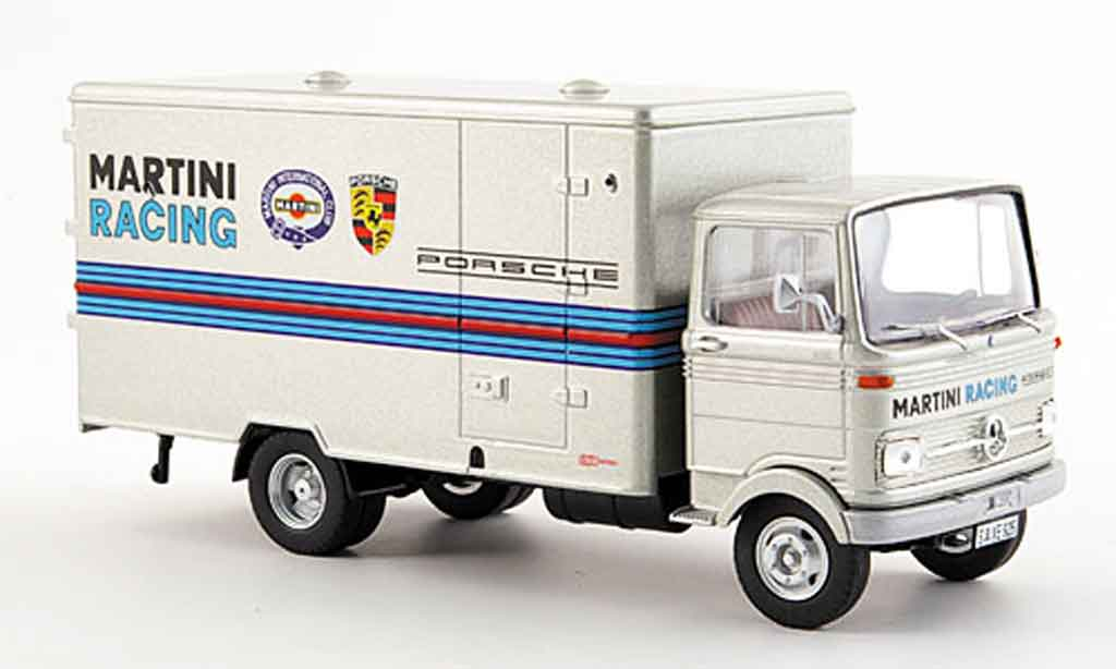 Mercedes LP 608 1/43 Premium Cls Martini Service Truck miniature