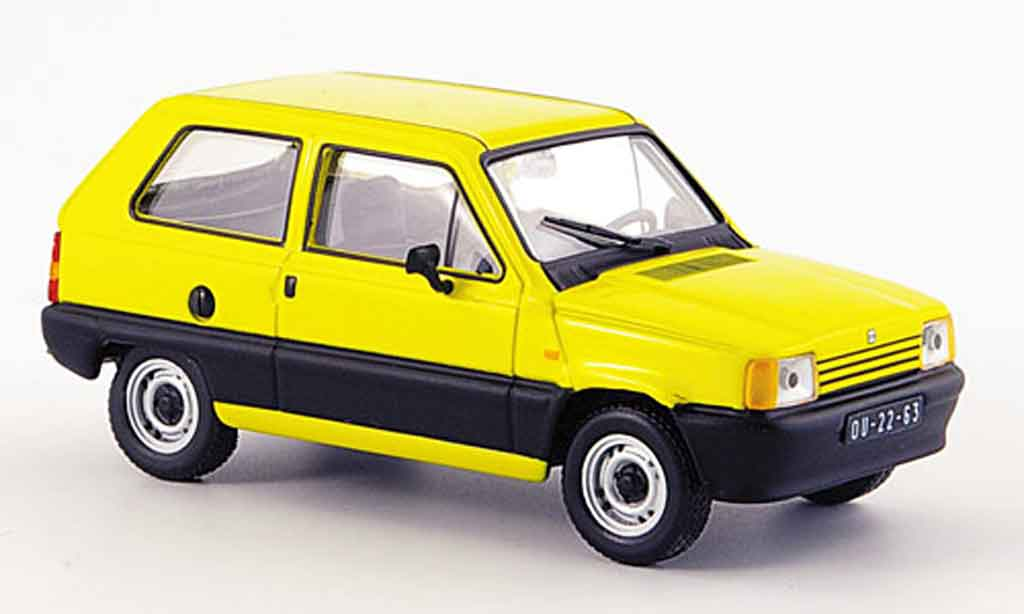 seat marbella yellow 1987 mcw diecast model car 1 43 buy sell diecast car on. Black Bedroom Furniture Sets. Home Design Ideas