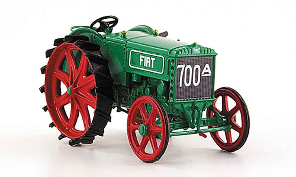Fiat 700 1/43 Universal Hobbies A grun 1928 miniature