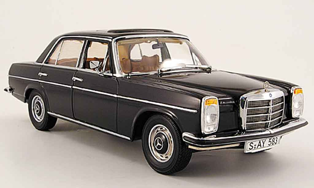 mercedes strich 8 w 115 black limousine 1968 sun star diecast model car 1 18 buy sell. Black Bedroom Furniture Sets. Home Design Ideas