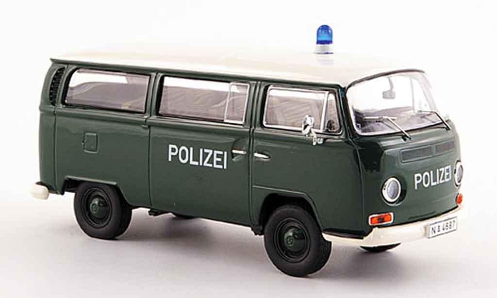 Volkswagen Combi 1/43 Premium Cls t 2 a kombi police miniature