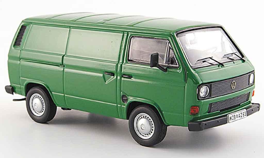 Volkswagen Combi 1/43 Premium Cls t 3b kasten verte miniature