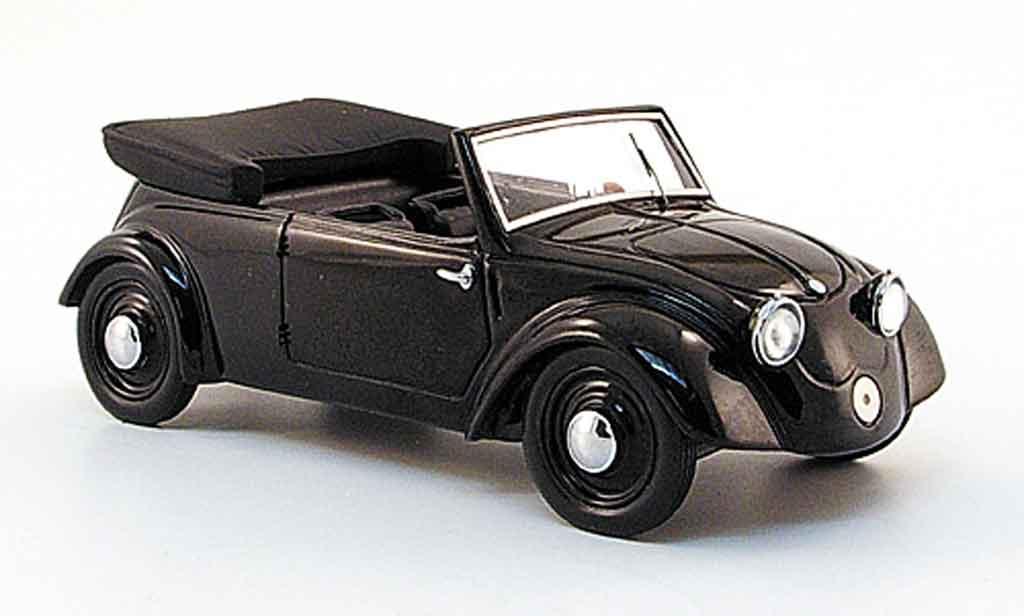 Volkswagen Combi 1/43 Premium Cls prougeotyp v 3 cabriolet noire miniature