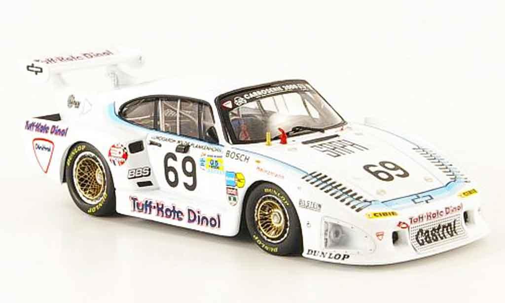 Porsche 935 1981 1/43 Fujimi K3 No.69 Sapa 24h Le Mans miniature